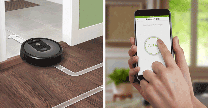 Smart Vacuum Cleaners Making Map Of Your Home — And Wants to Sell It