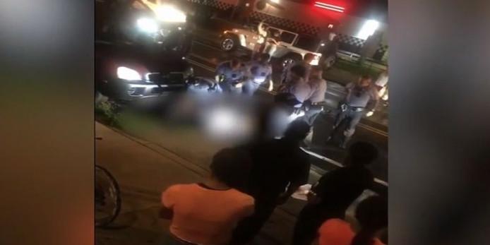 Choc: Un homme battu à mort après avoir volé une voiture avec trois enfants à l'intérieur