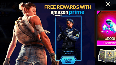 Garena Free Fire Prime, Prime FF Garena Com