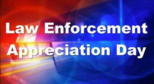National Law Enforcement Appreciation Day Wishes Images