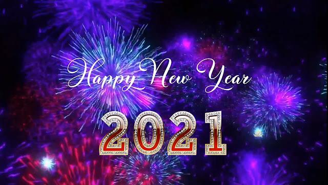 Happy New 2021 wishes