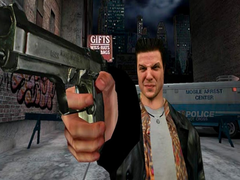 Download Max Payne 1 Free Full Game For PC