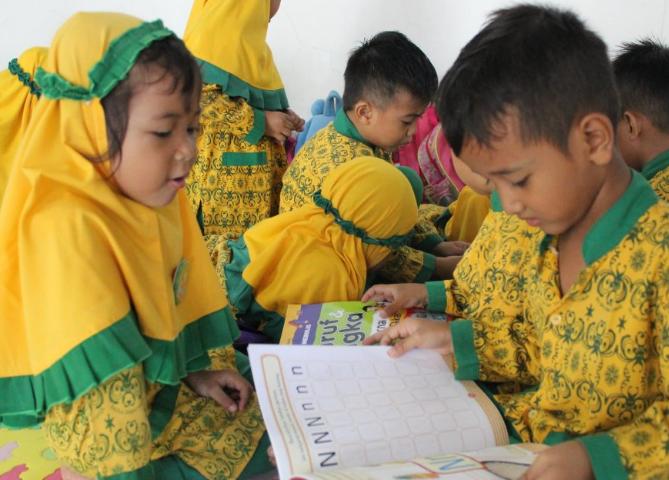 12 Doa-doa Pendek Untuk Anak-anak Saat Di Sekolah