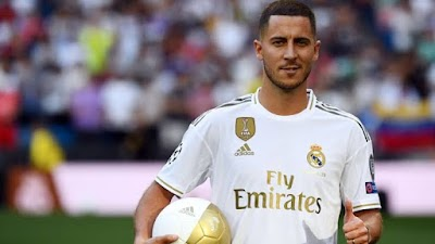 Real Madrid: What Modric told me when I begged him for No.10 shirt – Hazard