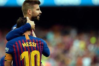 TENSION MODE! Pique Finally Speaks On Lionel Messi Leaving Barcelona
