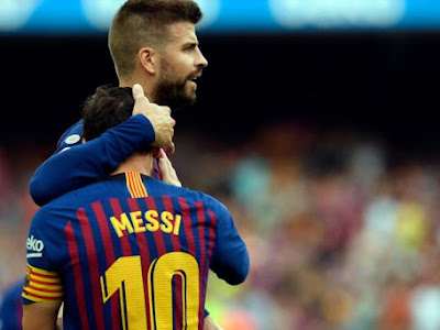 TENSION MODE! Pique Finally Speaks On Lionel Messi Leaving Barcelona