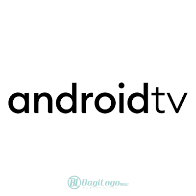 Android TV Logo Vector