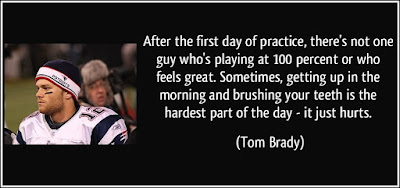 First Day Of Practice Quotes
