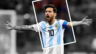 غياب النجم الأرجنتيني ليونيل ميسي عن المنتخب