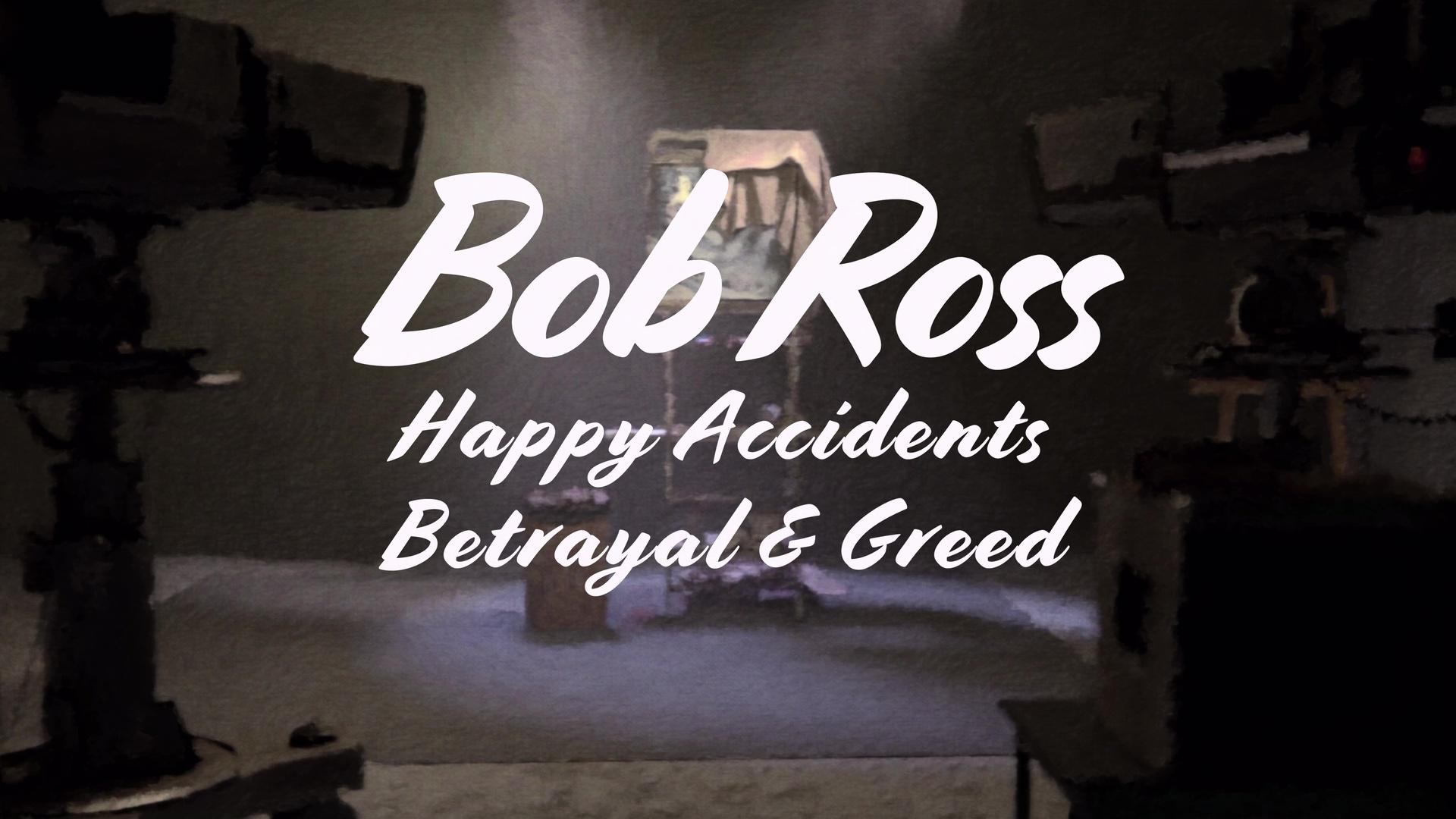 Bob Ross: Accidentes felices traiciones y avaricia (2021) 1080p WEB-DL Latino