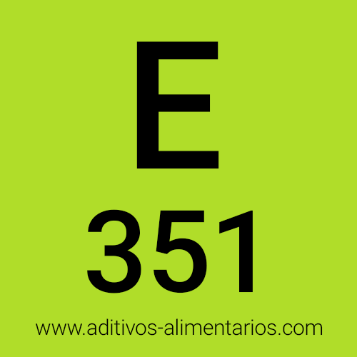 E351 - Malatos Potásicos