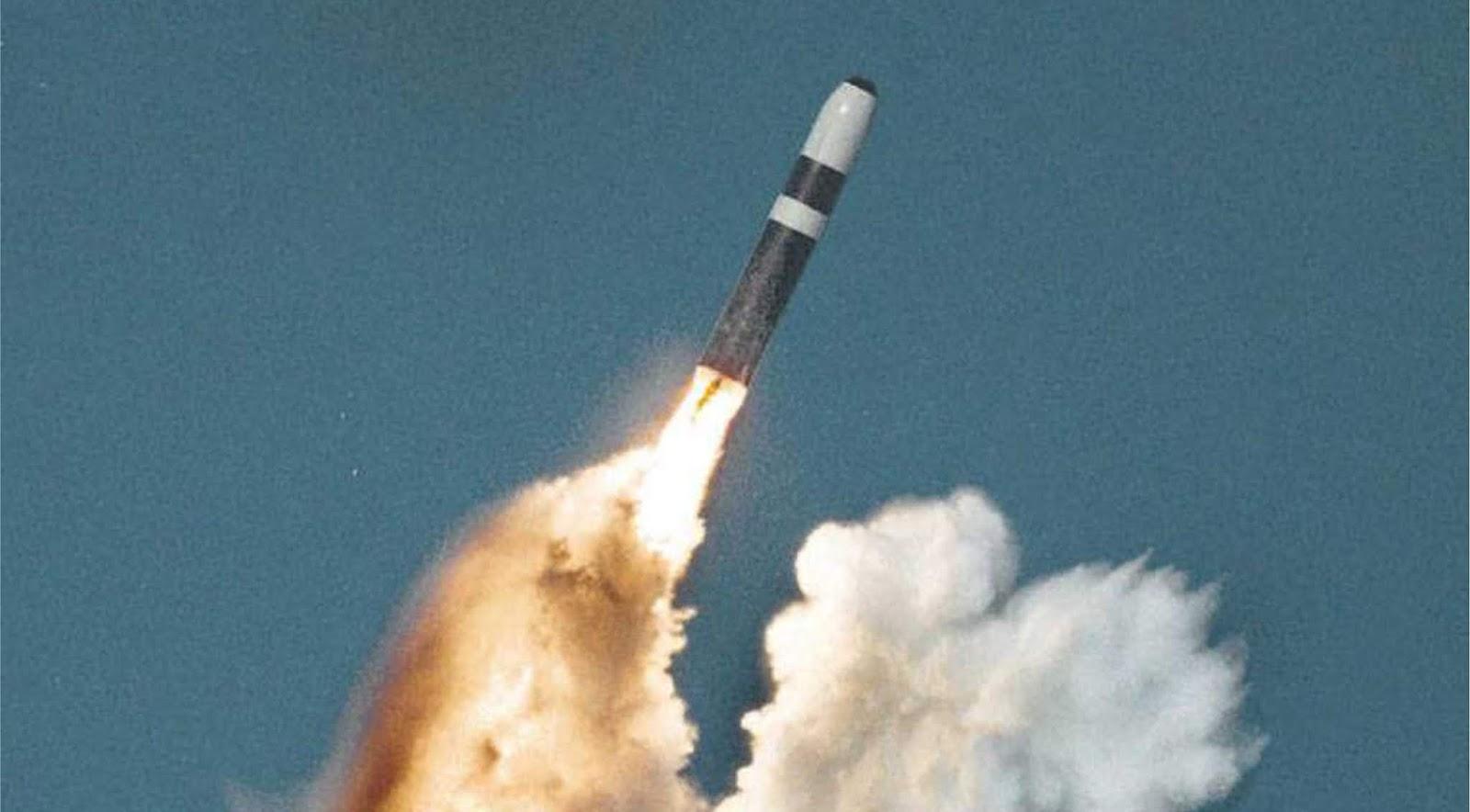 AS mengembangkan senjata hipersonik dan hulu ledak nuklir berkekuatan rendah W76-2
