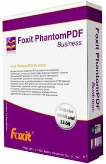 Foxit PhantomPDF Business 7.2.5 Crack Latest Full Version