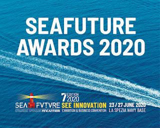 """Nuova edizione dei """"Seafuture Awards 2020"""""""