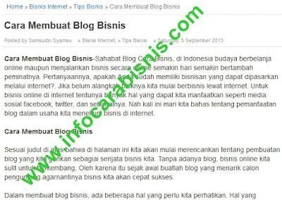 Apakah Blog Bisa Menghasilkan Uang