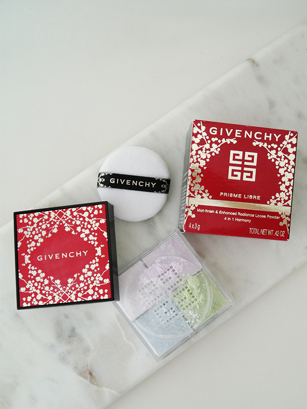 Givenchy Lunar New Year Edition Prisme Libre Mat-finish and Enhanced Radiance Loose Powder 4 in 1 Harmony