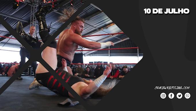 Replay: WWE NXT UK 10/07/2019