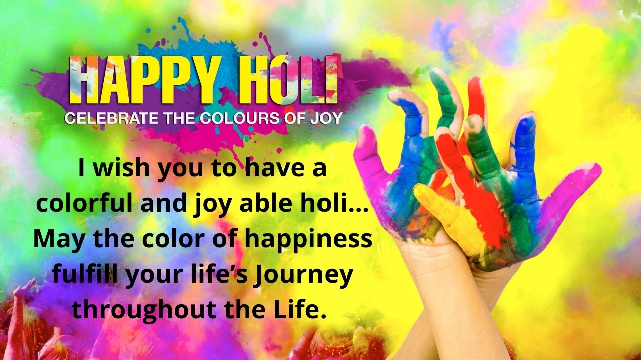 Happy Holi wishes 2021, Quotes