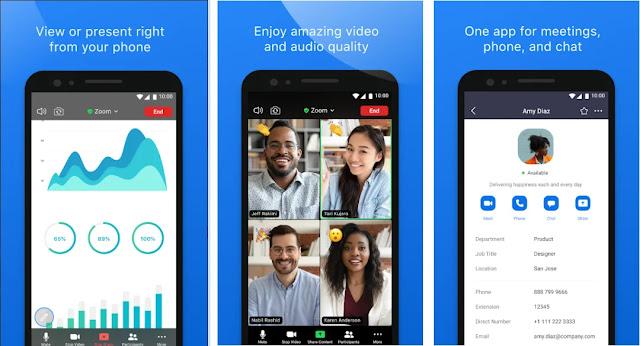 أفضل تطبيقات لعقد الاجتماعات والمؤتمرات فيديو عبر الإنترنت