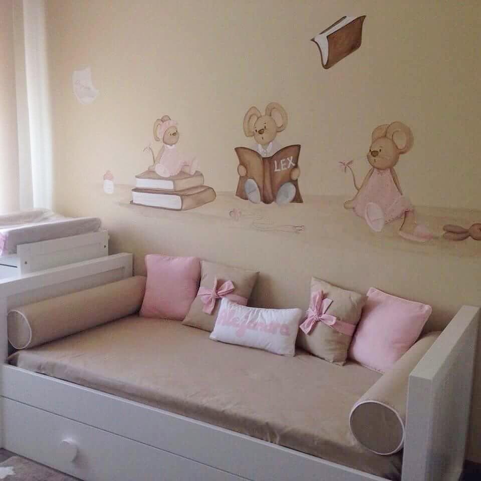 Monpetitnicolas colores para las paredes de habitaciones - Habitaciones pintadas de colores ...