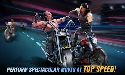 WWE Racing Showdown apk download