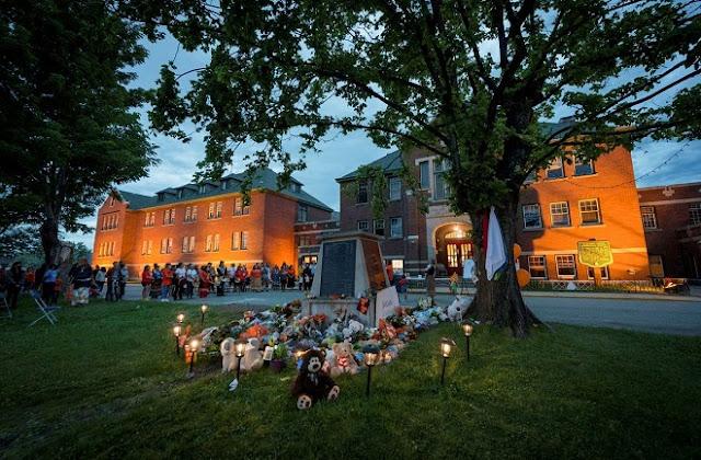 Kelompok Adat di Kanada Temukan Ratusan Kuburan Tak Bertanda