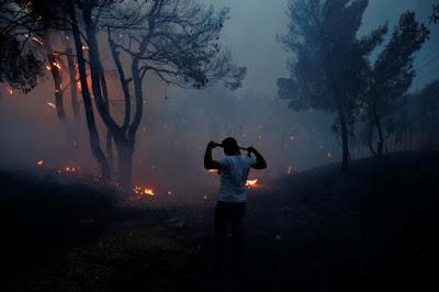 Ν. Λυγερός ο αγώνας του φωτός: κανείς δεν θέλει να πεθάνει (βίντεο συνέντευξη για τις ευθύνες  των πυρκαγιών)