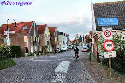 bicicletta Olanda Zuiderzee