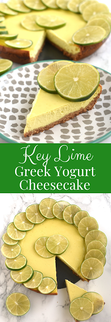 key lime greek yogurt cheesecake recipe