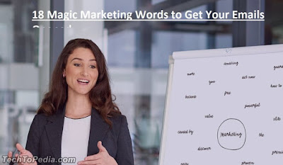18 Magic Marketing Words to Get Your Emails Opened