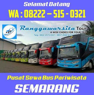 Persewaan Bus Semarang