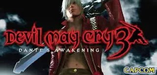 Devil May Cry 3 Dante's Awakening DMC3 2005 PS2