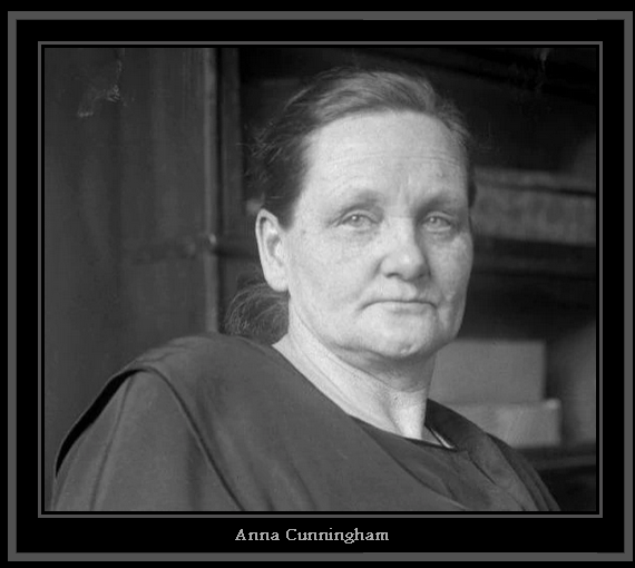 Unknown Gender History: Anna Cunningham, Indiana Serial