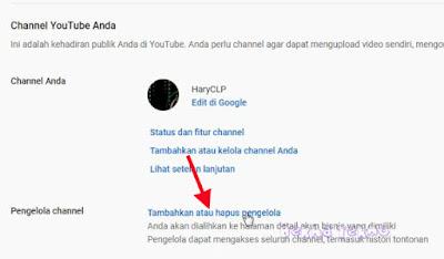 Cara Memindahkan Channel Youtube Beda Email Dengan Mudah 100% Berhasil