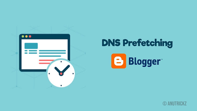 How To Speed ​​Up Blog Loading ,DNS Prefetch