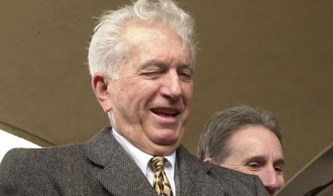 Thomas D'Alesandro III: Nancy Pelosi's brother dies at 90