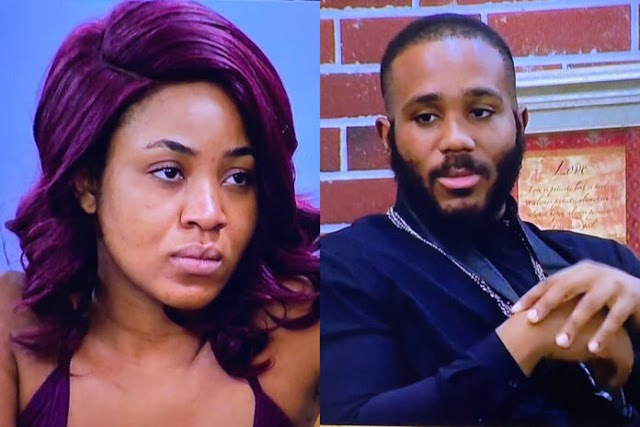 BBNaija: Big Brother Issues FINAL WARNING To Erica And A STRIKE To Kiddwaya