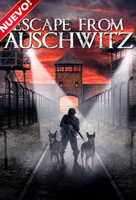 The Escape From Auschwitz 2020 DVD HD Dual Latino + Sub