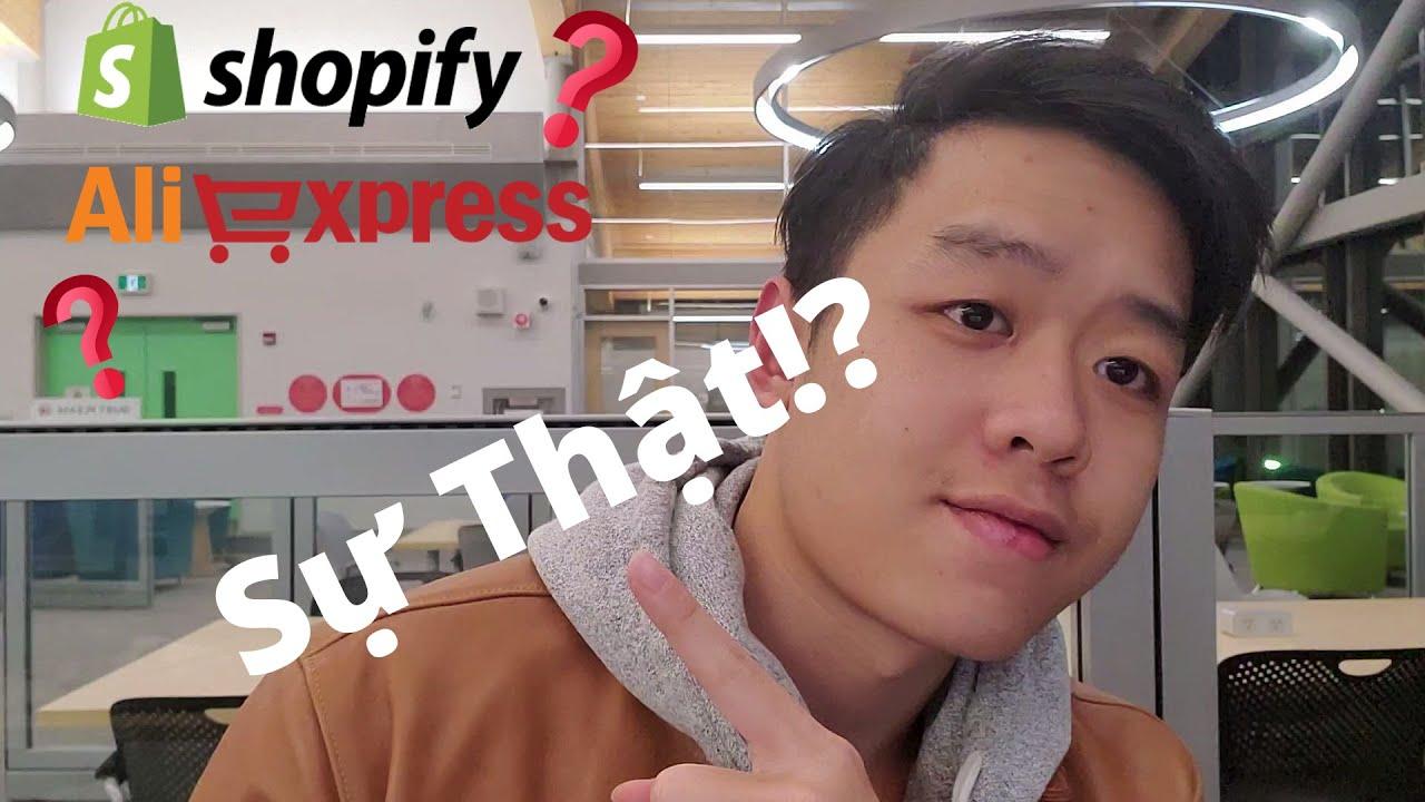 Share khóa học shopify Dropshipping - Linh Thạch E-com