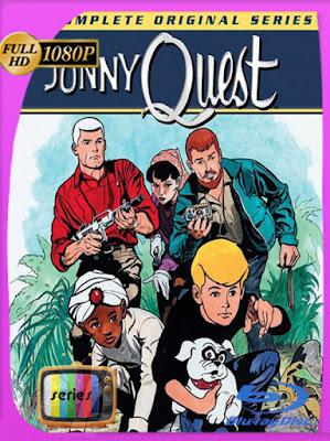 Jonny Quest (1964) [08/26] [1080p] Latino [GoogleDrive] [MasterAnime]