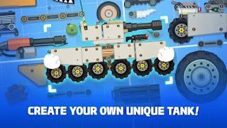 super tank rumble mod apk unlimited money and gems