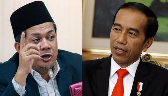 Kartu 'Sakti' Jokowi, Fahri Hamzah : Korban Gempa Saja Nggak Dibangun Rumahnya!