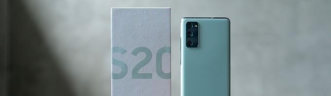 Sorteio de um Smartphone Samsung Galaxy S20 FE 256GB