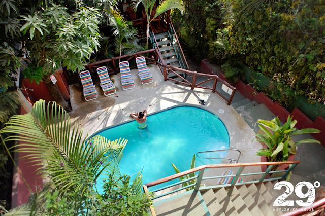 Raratonga Hotel & Apartments - mysigt ställe