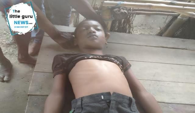 बाढ़ के पानी में डूबने से 11 वर्षीय बालक की मौत