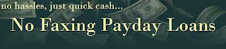 No Fax Payday Loans