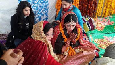 kavita-kaushik-wedding