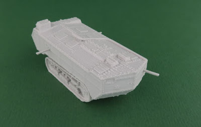 St-Chamond Tank picture 4
