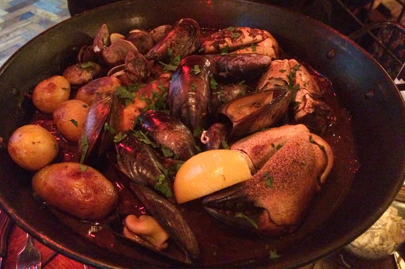 Big Easy review, Covent Garden