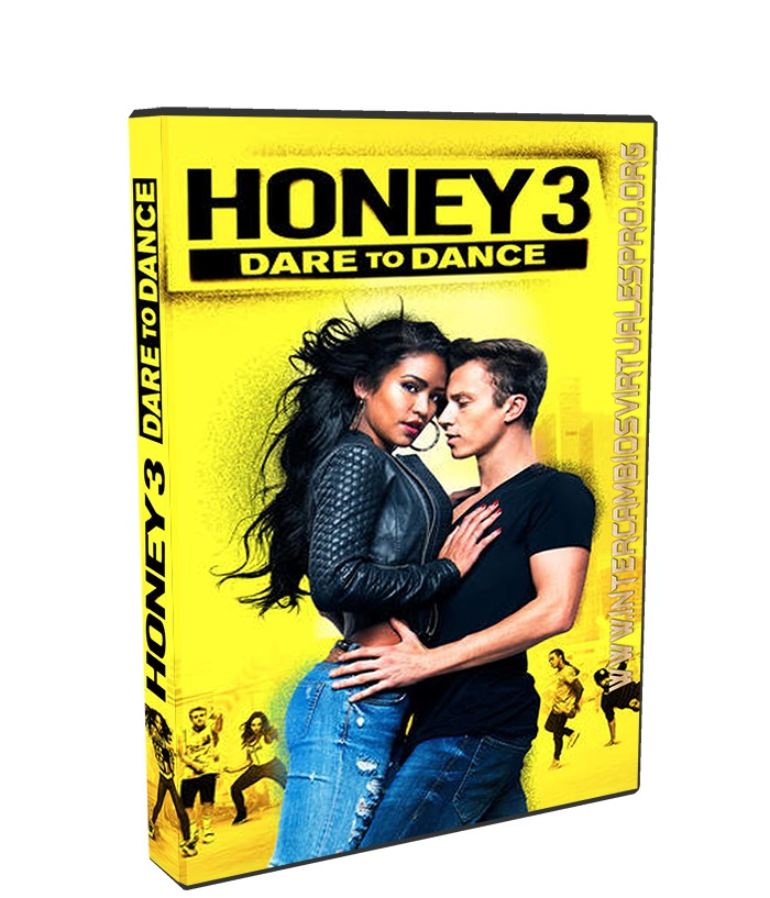 Honey 3 Dare to Dance poster box cover
